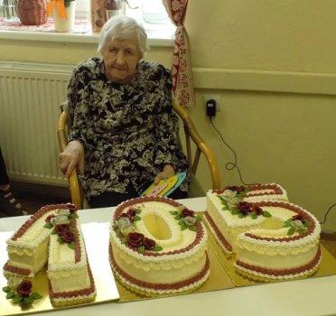 Krásnych 105 rokov